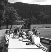 160-467-14-8-girl-campers-at-picnic-table
