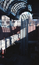 Station construction (Dec 11, 1989)