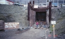 University Street Station construction (Jan 22, 1990)