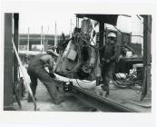 Installing rail