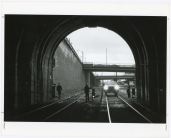 Burlington Northern tunnel