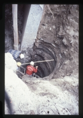 Tunnel station construction (Sep 24, 1987) - Norm Nelson