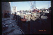 Tunnel station construction (Oct 13, 1987) - Vic Oblas